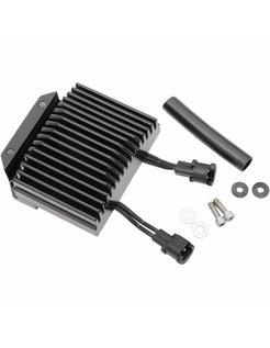 Charging regulator (Chrome) 09-13 FLH/FLT With oil cooler