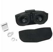 Hogtunes audio  Speaker system for Memphis Shades Batwing Fairing