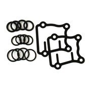 Harley Engine pushrod seal kit; for 99-16 Twin Cam