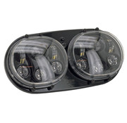 cyron headlight LED for Road Glide (OEM 67775-10) Fits:> 2001 2013 Road Glides