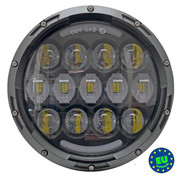 cyron headlight LED unit 7 inch E-approved Fits:> all 7 inch  (17.8cm) headlight