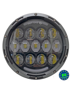 headlight LED unit 7 inch E-approved Fits:> all 7 inch  (17.8cm) headlight