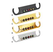 Black Duck handlebars  mounted warning lights