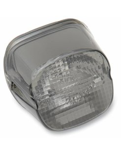 taillight  lens light smoke bottom tag window 1973-up HD