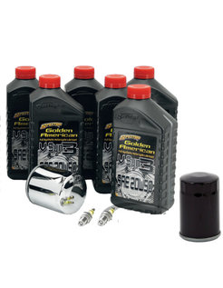Platinum Drive Train Oil Service Kit, For 1999-2017 Twin Cam models