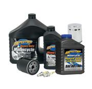 Spectro Motor, Tren de accionamiento Petróleo y Spark Plug Kit de Servicio Total, 1999-2017 Para los modelos Twin Cam