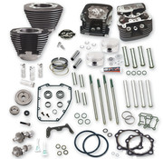 S&S Harley Engine Super Stock Hot Set-Up 95 CI Kits; Fits 1999-2006 Twin Cam   except 2006 Dyna ( chain drive )