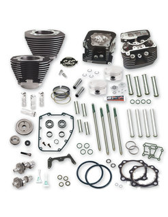 Harley Engine Super Stock Hot Set-Up 95 CI Kits; Fits 1999-2006 Twin Cam   except 2006 Dyna ( chain drive )