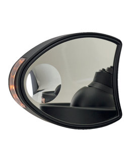 fairing monted mirrors with Turnsignals: For Touring models
