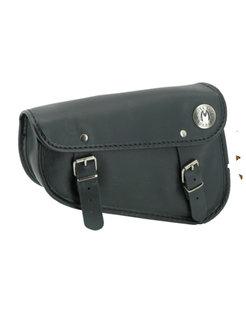 Sport Eco-Line Seitentaschen Schwarz oder Braun - glatt