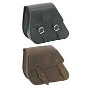 Texas leather Swingarm Sacs Dyna - noir ou marron