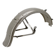 Samwell Supplies fender Rear mudguard with brackets (OEM 3710-42M) Fits:> on WLA and WLC 45CI military