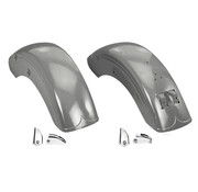 spatbord achter staal inch kort Softail 84-99