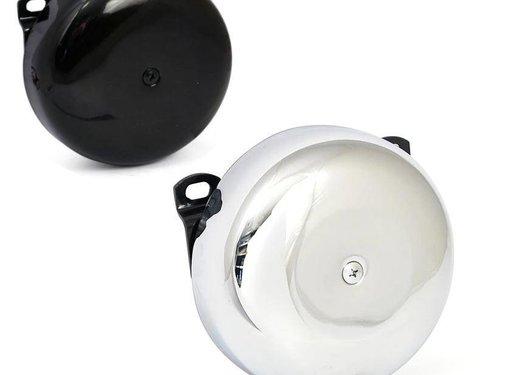 MCS air cleaner  round Chrome or Black