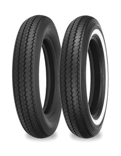 motorcycle tire MT 90 H 16 inch E240 74H tube type Black or with Single white stripe