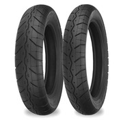 Shinko motorcycle tire 110/90 V 19 inch 62V TL F230 - F230 Tour Master Front tires