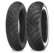 Shinko pneus SR777RR arrières - 130/90 H 16 SR777RR 73H TL