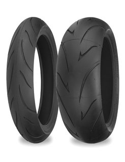 120/70 ZR 18 inch F011 59W TL - F011 Verge radial front tires