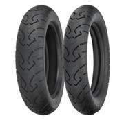 Shinko motorcycle tire MT 90 H 16 R250 74H TL- R250 Rear tires