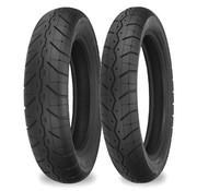 Shinko motorcycle tire 120/90 V 18 R230 71V TL - R230 Tour Master Rear tires
