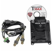 Thunderheart performance injection ECM with closed loop auto-tune system - Fits:> • 2008-2013 Touring FLH/FLT® • 2009-2013 Trike