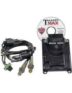 injection ECM with closed loop auto-tune system - Fits:> • 2008-2013 Touring FLH/FLT® • 2009-2013 Trike