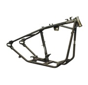 Paughco Rigid cadre - Fits:> 36-99 Bigtwin (Shovel ou Evo) 4 speed