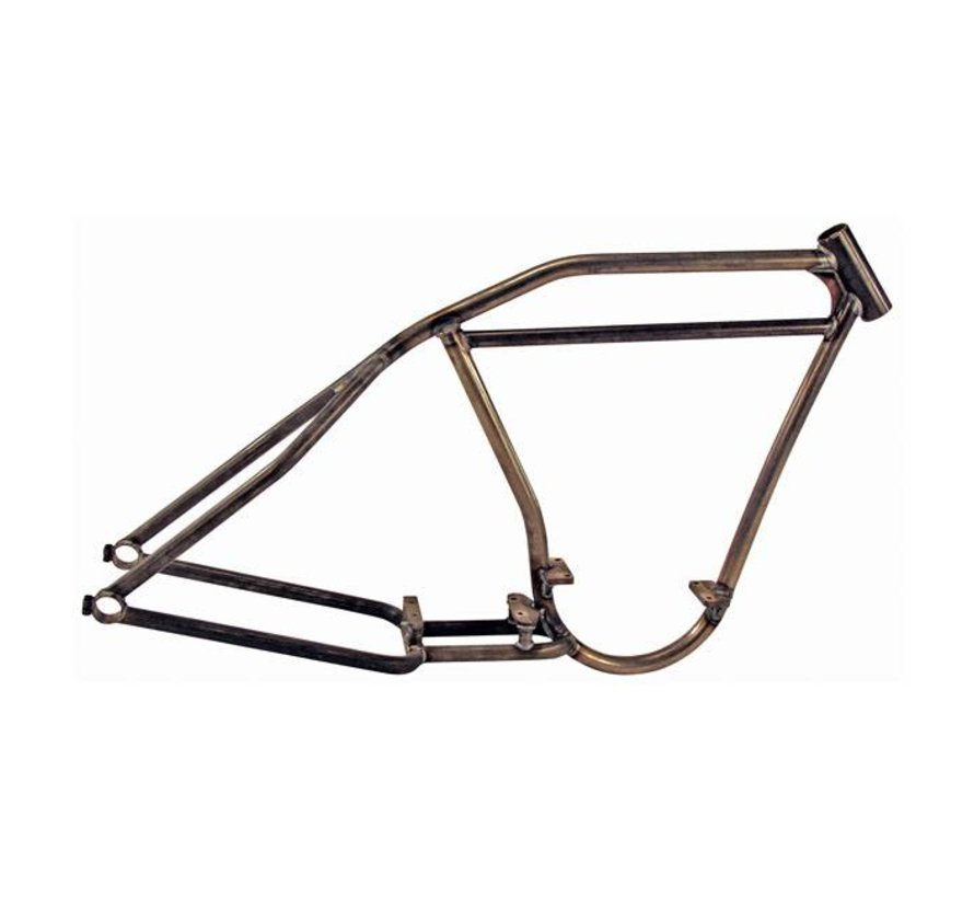 Harley Davidson rigid frame Rigid boardtrack frame straight - Fits ...