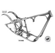 Kraft / Tech Inc frame  Softail style dual straight down tube frames