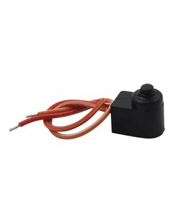 H/B BRAKE LIGHT SWITCH - Fits: > 96-10 Softail; 96-11 Dyna; 96-13 Touring; 96-13 XL; 02-13 V-Rod