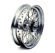 BK wheel front 40 Spoke 3.00 X 16 Dual flange - Fits:> 73-83 FL FX