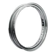 MCS wheel Rim 40 Spoke deep Dropcentre - 3.25 X 21 Inch - Chrome