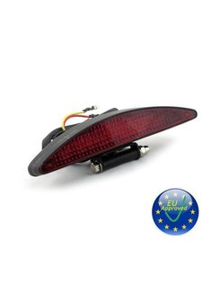 taillight LED interstate E marked black