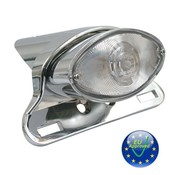 MCS taillight LED cateye Fits:> universal clear lense