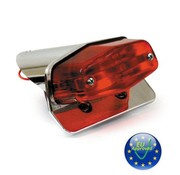 MCS taillight Lucas - Chrome