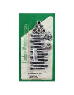 Allen bolt footpeg kit: Fits: > 82-94 FXRS