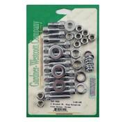 GARDNER-WESTCOTT Controls Allen bolt footpeg kit: Fits:> >91-05 Dyna