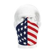 Bandero Cara máscara PATRIOTA