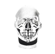 Bandero Accessories Face mask SKULL