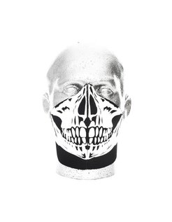 Gesichtsmaske SKULL
