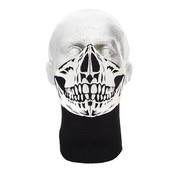 Bandero Gesichtsmaske Schädel - LONGNECK