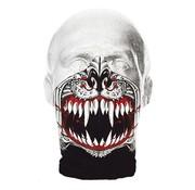 Bandero Cara máscara SPIKE - LONGNECK