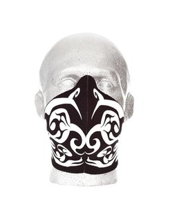 Accessories Face mask TRIBAL FLAMES - LADIES