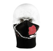 Bandero Gesichtsmaske WILDROSE - LONGNECK; DAMEN