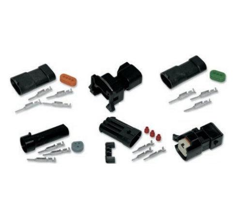 Throttle Position Sensor Harley Davidson: Namz Electronics Delphi Sensor Plugs And Receptables
