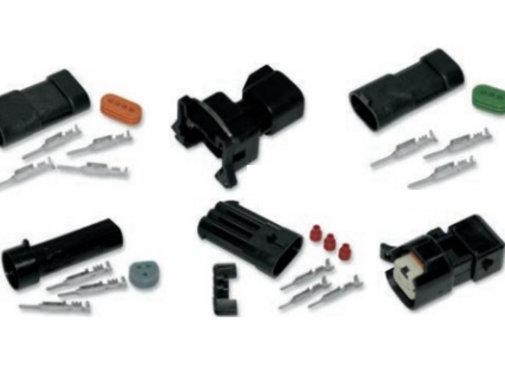 Namz Electronics delphi sensor plugs and receptables - females