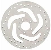 brake rotor  stainless steel 11.8 inch - Front for 15-17 FLS/FLSTC/FLSTN 14-17 XL1200C/V/T 883L