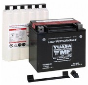 Yuasa AGM High Performance YTX20HL-BS Passend für:> 91-17 FXST / FLST, FXD; 11-13 FXS, 12-17 FLS, 13-17 FXSB / SE, 97-03 XL