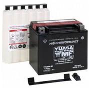 Yuasa batterie AGM  YTX20HL‐BS Fits:> 91‐17 FXST/FLST FXD; 11‐13 FXS 12‐17 FLS 13‐17 FXSB/SE 97‐03 XL