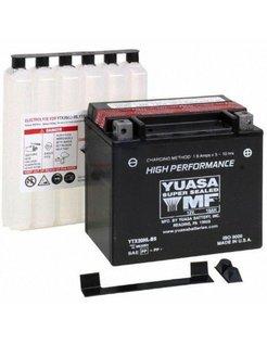 batterie AGM High Performance YTX20HL‐BS Fits:> 91‐17 FXST/FLST FXD; 11‐13 FXS 12‐17 FLS 13‐17 FXSB/SE 97‐03 XL